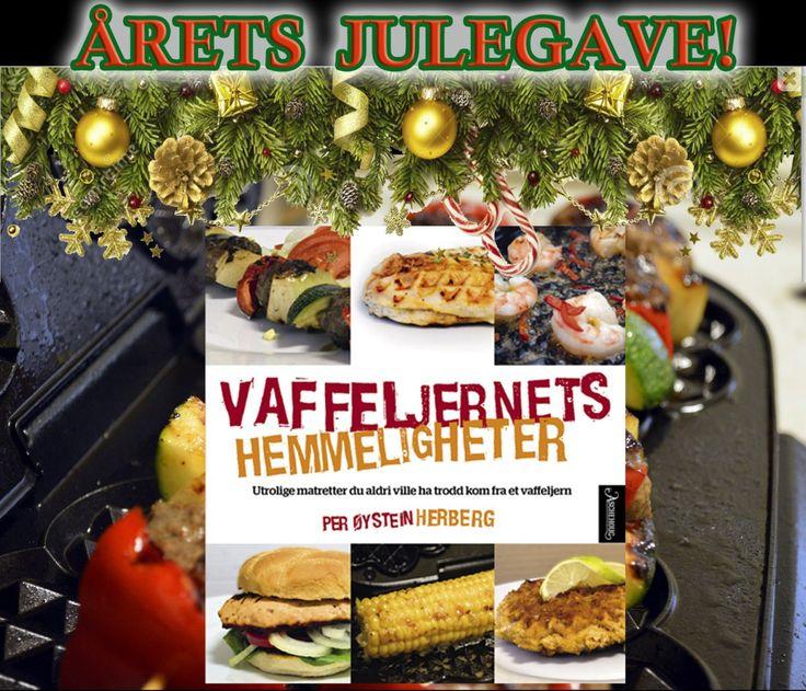 Årets Julegave Vaffeljernets Hemmeligheter
