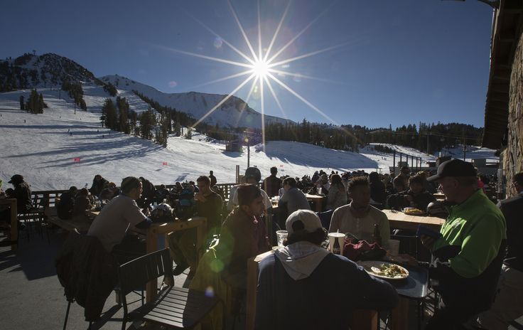 Mammoth Resorts to be bought by Aspen Skiing Co. #Business_ #iNewsPhoto