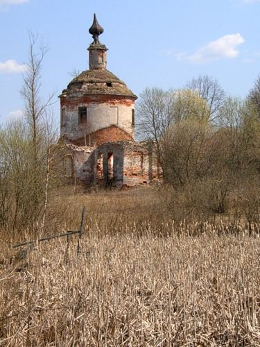 The Church of Dimitriy Solunskiy
