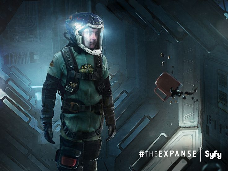 The Expanse On Sci Fi
