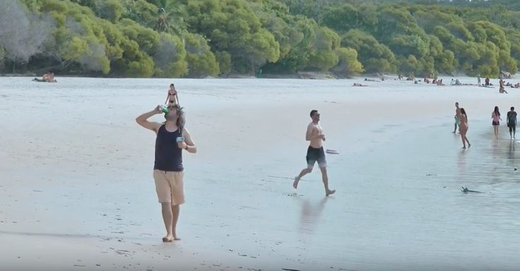 Honest Australian tourism ad looks beyond the beaches to reveal what's really going on. http://mashable.com/2016/05/30/honest-australian-ad/