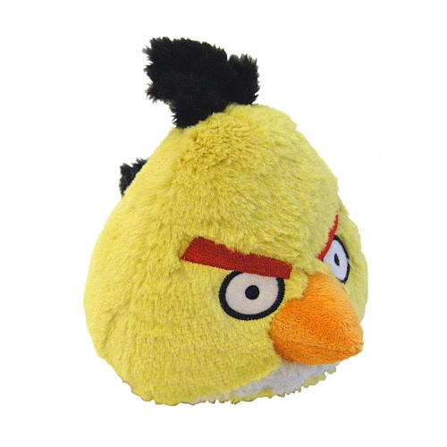 Angry Birds 5 inch Plush with Sound