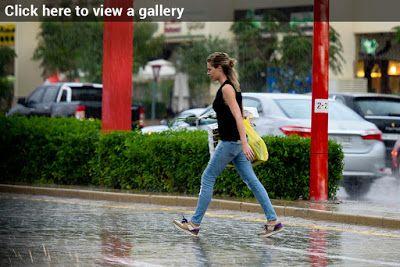 Kamal Moumneh Latest News Update: Kamal Moumneh - Heavy to moderate rain hit the UAE...