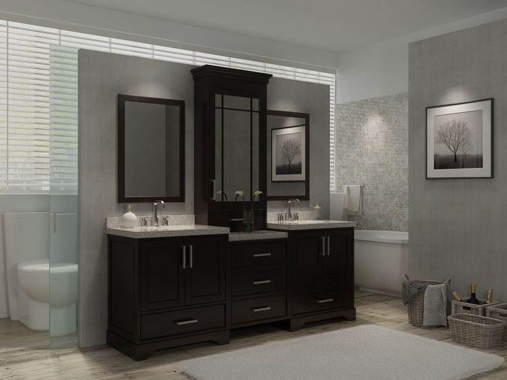 Illumine Dual Stainless Steel Medicine Cabinet With Lighted Mirror: Best 20+ Discount Bathroom Vanities Ideas On Pinterest