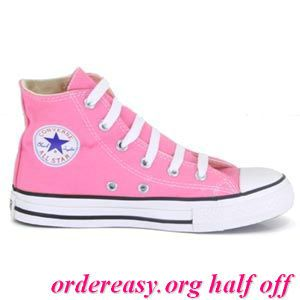 """""""Pink Converse"""" by #ordereasy org  on pins LOVE the pop of color with the converse - I could skip the purse though     Fashion pink #converses #sneakers summer 2014"""
