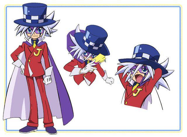 Kaitou joker can't wait tidily it comes