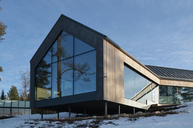 Gallery of House Y / Arkkitehtitoimisto Teemu Pirinen - 4
