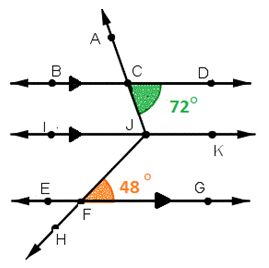670 best images about math help on pinterest number - Alternate exterior angles converse ...