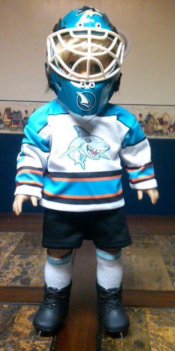More Hockey - American Boy Doll Clothes