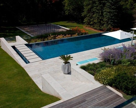 Best Pool Designs Images On Pinterest Architecture Modern