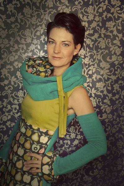 Boleros & Shrugs - Stulpen Triest - ein Designerstück von Weiberstyle bei DaWanda