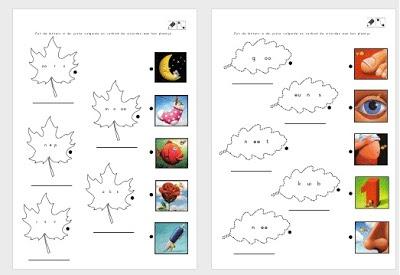 Veilig leren lezen (kern 1&2) zoek de woorden bij de plaatjes