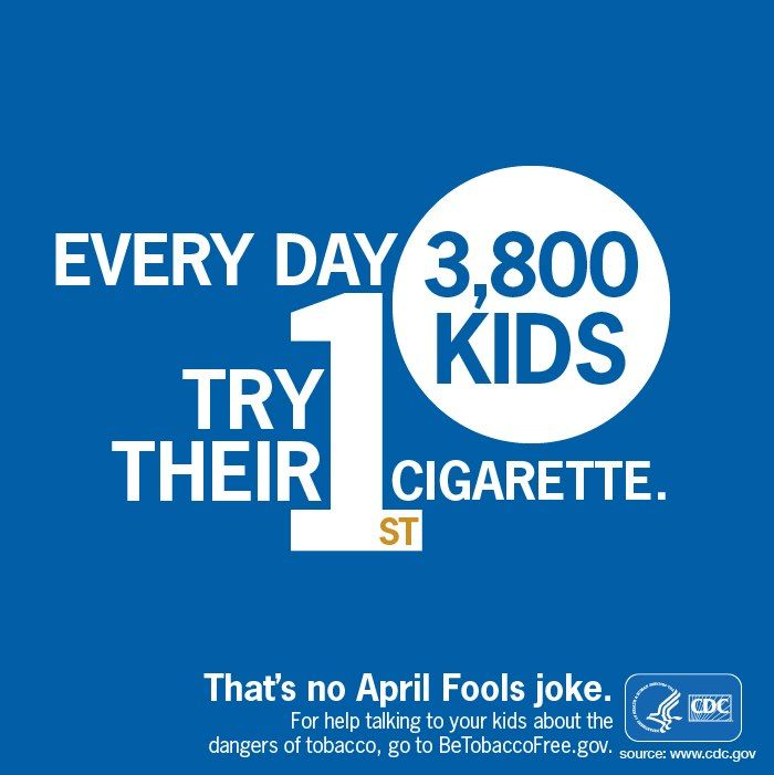 youth smoking and prevention essay The primary nih organization for research on smoking and youth is the national institute on drug abuse disclaimers medlineplus links to health information from the national institutes of health and other federal government agencies.
