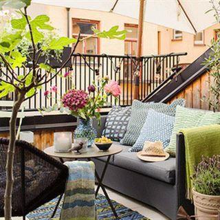 Balkong – tips och inspiration till att inreda balkongen   Leva & Bo   Leva & bo