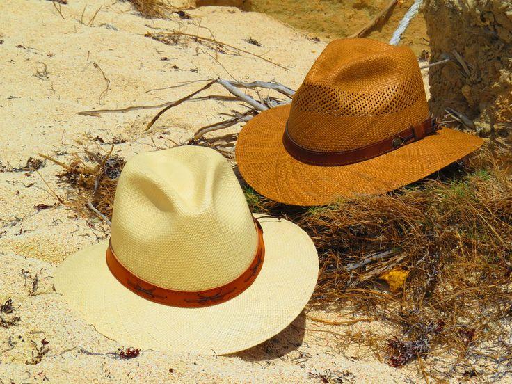 Tejido a mano 100%, nuestros sombreros son el resultado de una tradición artesanal.