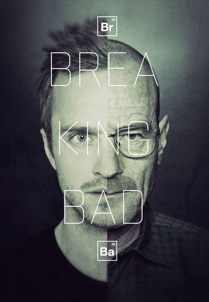 Breaking Bad, Designer: Michael Stevenson love arron paul don't believe everything u see on tv