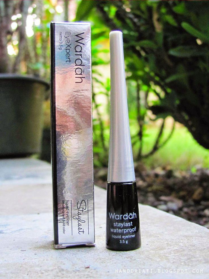 One Taste Millions Story: Review Wardah EyeXpert Staylast Liquid Eyeliner