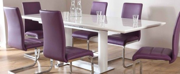 Purple Dining Room: 25+ Best Ideas About Purple Dining Rooms On Pinterest