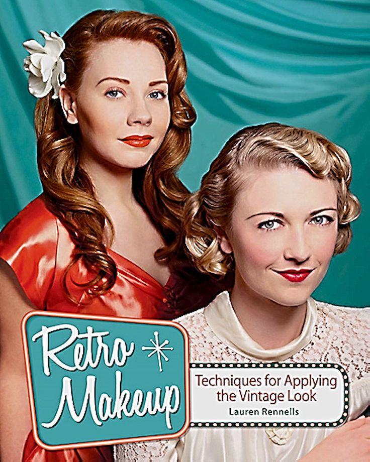 HRST Books Retro Makeup Techniques