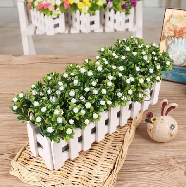 Artificial Flower Home Decoration, http://www.beads.us/es/producto/Decoracion-de-Flores-Artificiales_p69846.html?Utm_rid=163955