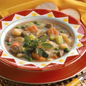 Vegetable Beef Stew Recipe