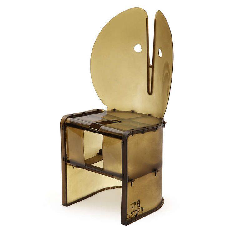 Nobodyu0027s Chair By Gaetano Pesce