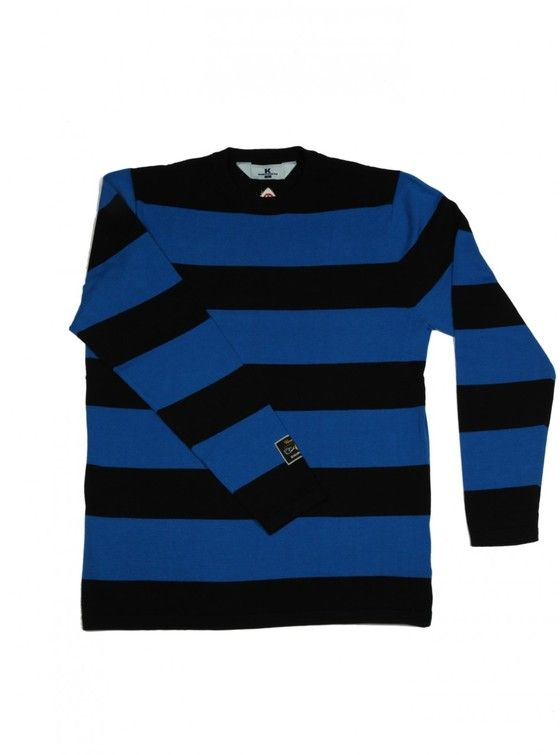 THE GOON 100% cotton knitted sweater.