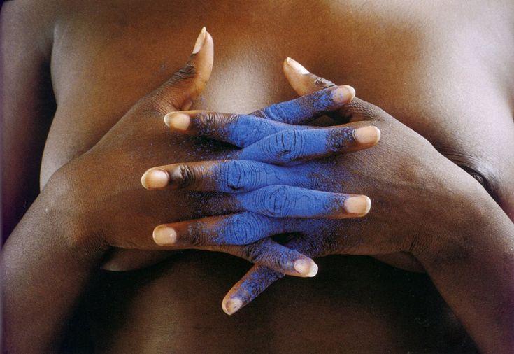 Uwe Ommer- A Stanger's Hands