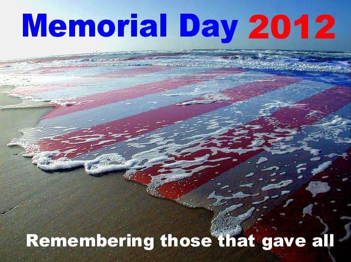 memorial day holiday in 2014