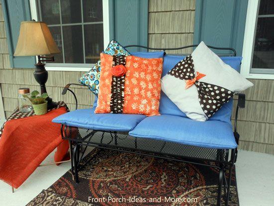 25+ Unique Recover Glider Cushions Ideas On Pinterest | Recover Glider  Rockers, Glider Rocker Cushions And Glider Redo