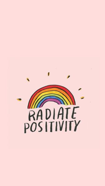 Irradiar positividade