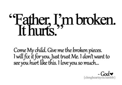 Amen.  I am so thankful that God loves me even when I don't love me.