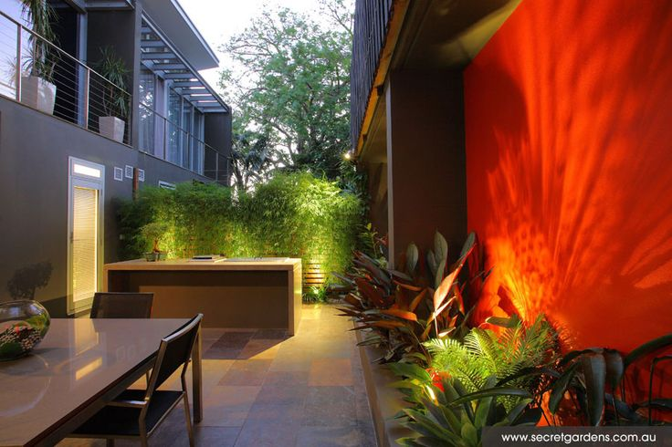 Courtyard Garden | Birchgrove by Secret Gardens