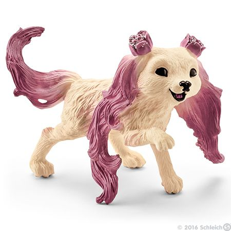 Schleich Toys | bayala | Feya's rose puppy | 70526