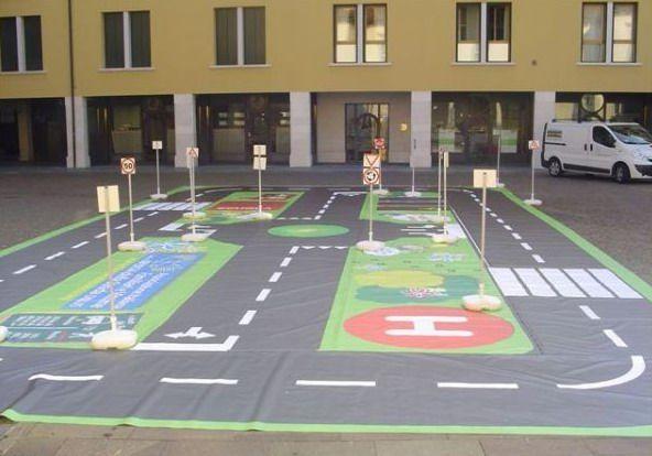 A scuola di educazione stradale