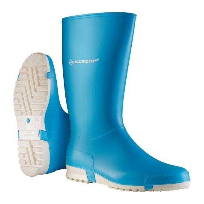 Bottes de pluie Sport Retail Dunlop Bleu ciel K255111 | 32