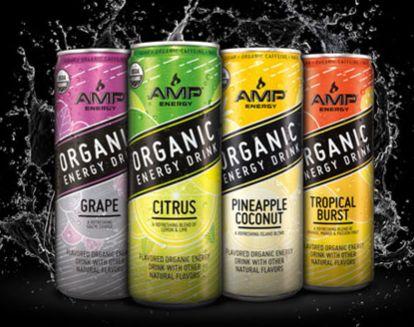 7-Eleven: FREE AMP Organic Energy Drink