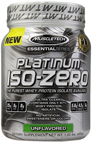 MuscleTech  Platinum  ISO Zero The Purest Whey Protein Isolate Available Unflavoured 1.5 lbs (680g) For Sale http://10healthyeatingtips.net/muscletech-platinum-iso-zero-the-purest-whey-protein-isolate-available-unflavoured-1-5-lbs-680g-for-sale/