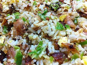 Cuisine réunionnaise : Recette riz sauté