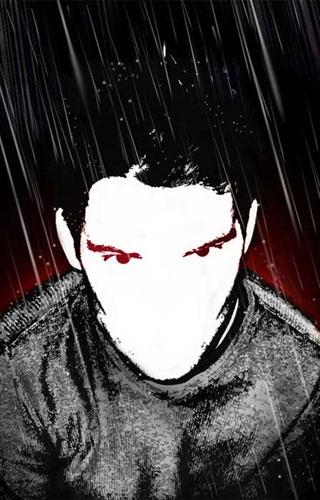 Evil Keighley portrait - Photoshop