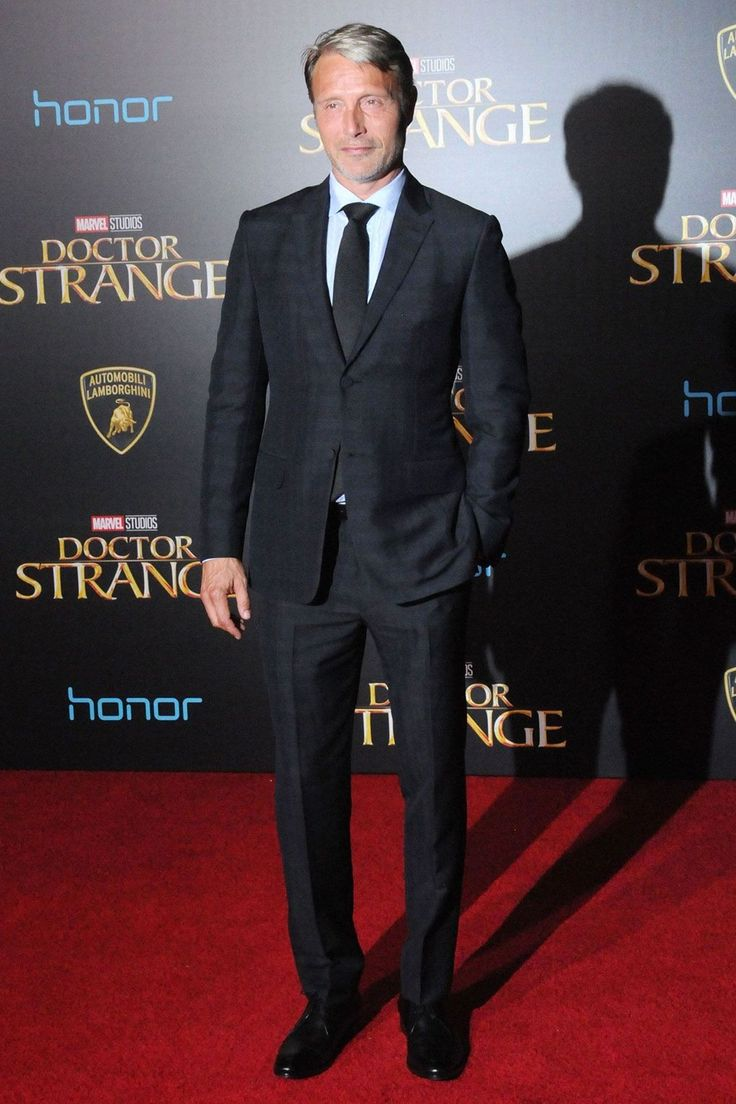 Los Angeles premiere of Doctor Strange