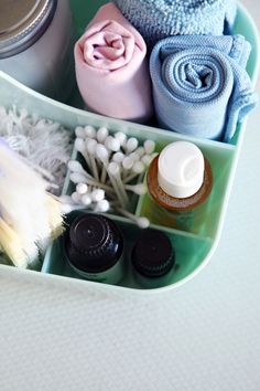 IHeart an Organized Cleaning Caddy