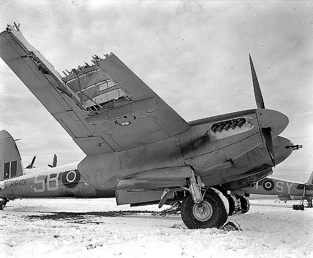 We're going to need another wing dehavilland mosquito WWII