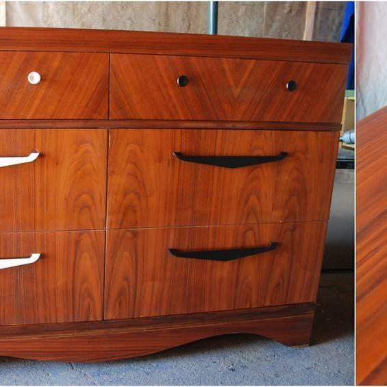 Smile Dresser - Sold  #refinishedfurniture #furniture #dresser