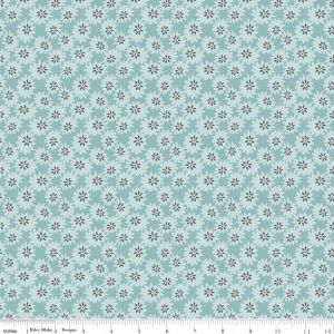 Blue Daisy Linen & Lawn Light weight by Sue Daley - https://www.stitchesquilting.com/shop/blue-daisy-linen-lawn-light-weight-by-sue-daley/