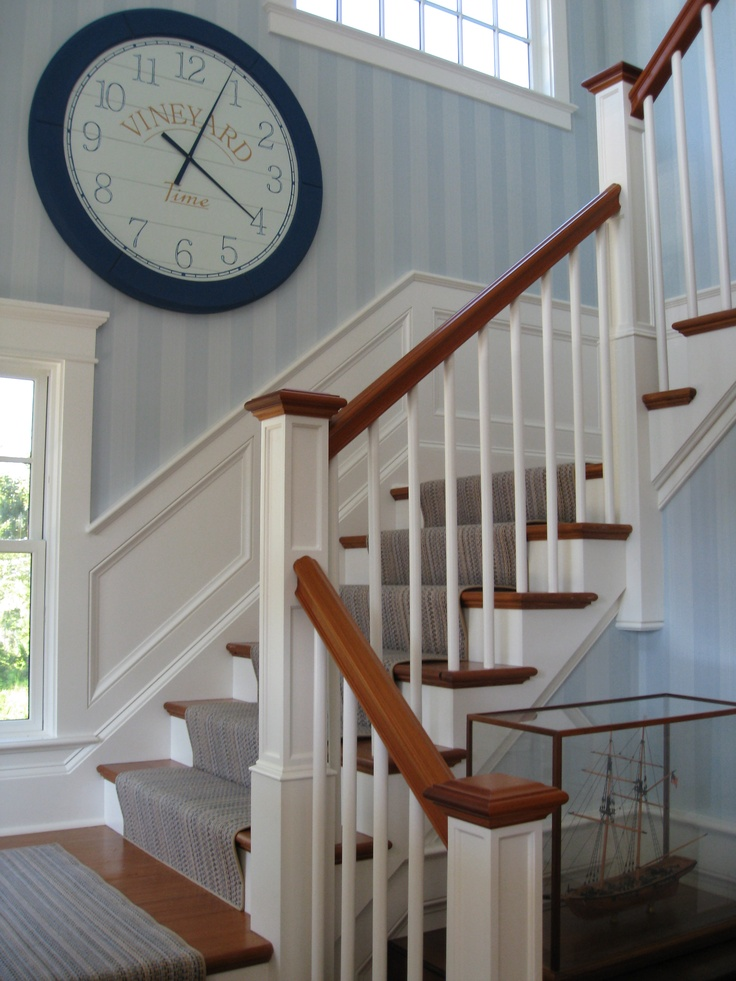 139 Best Images About Staircases Traditional On Pinterest