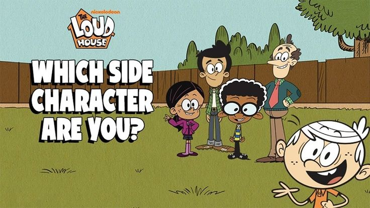 In The Loud House Which Side Character Are You, which loud house side character are you most like? Take this quiz to find out! In his newest free and fun online personality quiz game, the loud house: which side character are you? You answer questions to find out which loud friend or family member is most like you.