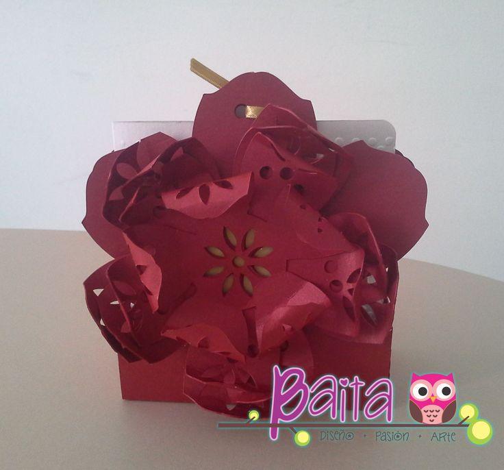 M42. Caja Flor