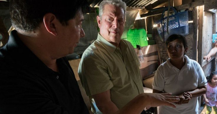 Inconvenient Sequel Trailer Has Al Gore Fired Up About Climate Change -- Former Vice President Al Gore continues his quest to spread awareness about climate change in the new documentary An Inconvenient Sequel. -- http://movieweb.com/an-inconvenient-sequel-trailer/