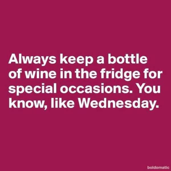 Happy #WineWednesday!! #winetime                                                                                                                                                     More